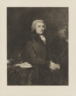 Thomas Erskine, 1st Baron Erskine, after Sir Joshua Reynolds - NPG D36199