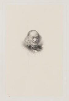 Sir Richard Owen, by Charles Henry Jeens - NPG D36429