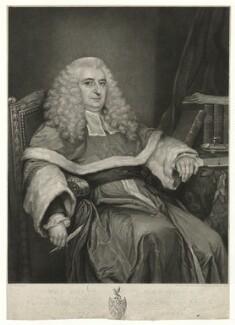 John Hyde, by William Sharp, after  Robert Home - NPG D36431