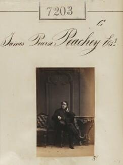 James Pearse Peachey, by Camille Silvy - NPG Ax57117