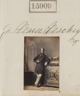 James Pearse Peachey, by Camille Silvy - NPG Ax63839
