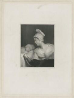 Millicent Ann Mary Kennedy-Erskine; Lady Augusta Kennedy-Erskine, by Thomas Anthony Dean - NPG D36555