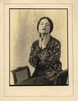 Harriet Cohen, by Joan Craven - NPG x39242