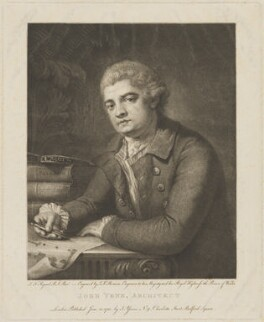 John Yenn, by John Keyse Sherwin, published by  John Yenn, after  John Francis Rigaud - NPG D36252