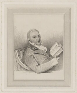 George Capell-Coningsby, 5th Earl of Essex, possibly after Henry Edridge, early 19th century - NPG D36576 - © National Portrait Gallery, London