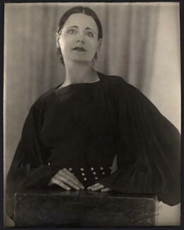 Harriet Cohen, by Joan Craven - NPG x39246