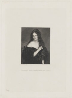 Caroline Jeanetta Capel (née Beauclerk), Countess of Essex, by John Cochran, after  Frederick Yeates Hurlstone - NPG D36582