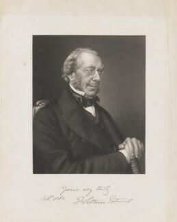 Thomas Henry Sutton Sotheran Estcourt, by Unknown artist - NPG D36585