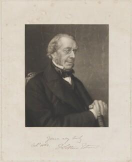 Thomas Henry Sutton Sotheran Estcourt, by Unknown artist - NPG D36586