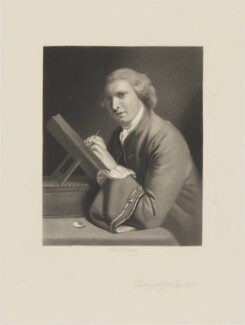 Richard Yeo, by Arthur N. Sanders - NPG D36254
