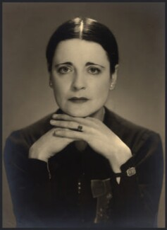 Harriet Cohen, possibly by William Flower, for  Elliott & Fry - NPG x39251