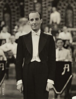 Bert Ambrose, by Unknown photographer, 1938 - NPG x132850 - © National Portrait Gallery, London