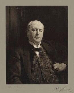 Henry James, after John Singer Sargent, before 1929 (1913) - NPG D36466 - © National Portrait Gallery, London