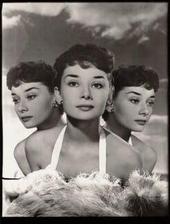 Audrey Hepburn, by Angus McBean - NPG x132853
