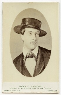 Roger Charles Doughty-Tichborne, by London Stereoscopic & Photographic Company, after  Thomas Helsby - NPG Ax28421