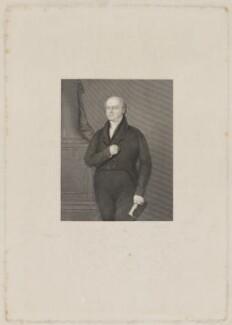 James Harington Evans, by Unknown artist - NPG D36592
