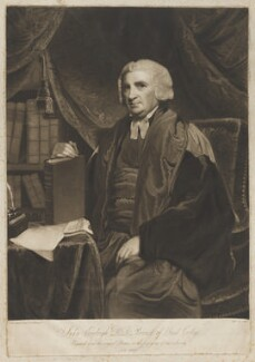 John Eveleigh, by William Say, after  John Hoppner, 1809 - NPG D36598 - © National Portrait Gallery, London