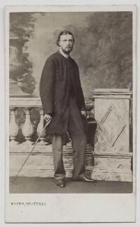 (Alphonso) Warrington Taylor, by Mayer Brothers, 1860s - NPG x3687 - © National Portrait Gallery, London