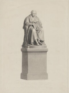 Cyril Jackson, by Alfred Robert Freebairn, published by  James Wyatt, after  Henry Corbould, after  Sir Francis Leggatt Chantrey - NPG D36473