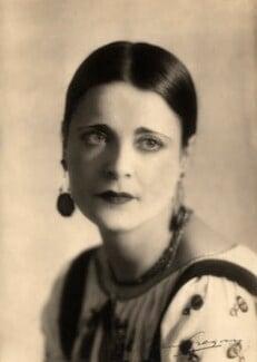 Harriet Cohen, by Yvonne Gregory - NPG x39259