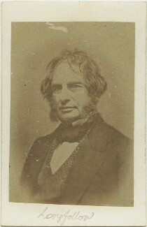 Henry Wadsworth Longfellow, after Unknown photographer - NPG x20095