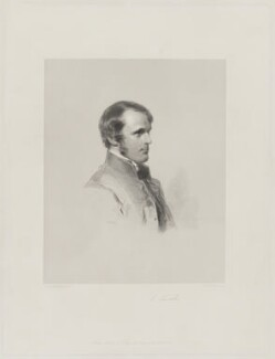John Jackson, by Charles William Sharpe, published by  Joseph Hogarth, after  George Richmond - NPG D36476
