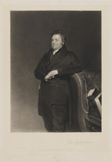 John Angell James, by Samuel William Reynolds Jr, printed by  Brooker & Harrison, published by  Thomas Agnew, after  John Bostock - NPG D36479