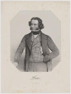 Sir William Jardine, by Thomas Herbert Maguire, printed by  M & N Hanhart, published 1851 (1849) - NPG D36480 - © National Portrait Gallery, London