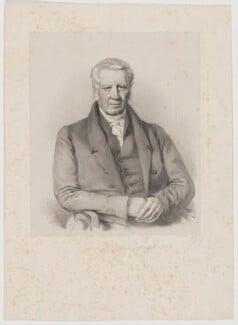 Robert Jarratt, by Richard James Lane, circa 1825-1850 - NPG D36486 - © National Portrait Gallery, London