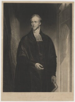 Charles James Phipps Eyre, by Thomas Goff Lupton, published by  Frederick Lankester, sold by  George Lovejoy, after  James Pardon - NPG D36626