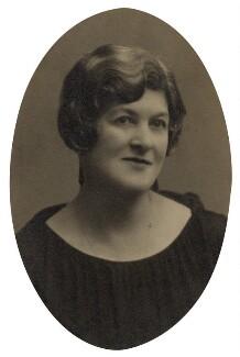 Pamela Grey (née Wyndham, later Lady Glenconner), Viscountess Grey of Fallodon, by Foulsham & Banfield - NPG x132867