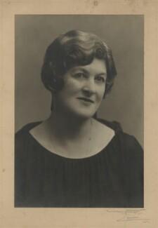 Pamela Grey (née Wyndham, later Lady Glenconner), Viscountess Grey of Fallodon, by Foulsham & Banfield - NPG x132869