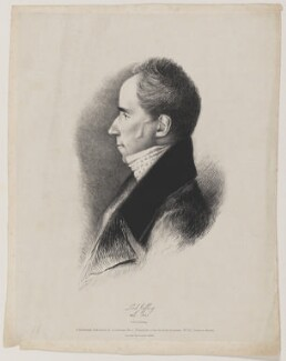 Francis Jeffrey, Lord Jeffrey, by Benjamin William Crombie, printed by  Forrester & Nichol, published by  Alexander Hill, published May 1837 - NPG D36493 - © National Portrait Gallery, London