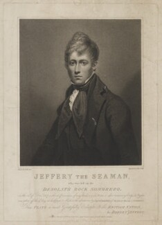 Robert Jeffery, by James Godby, published by and after  E.M. Jones - NPG D36495