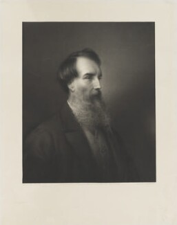 Edward John Eyre, by Charles Algernon Tomkins, printed by  McQueen (Macqueen), published by  T.W. Green, after  Charles Mercier - NPG D36628