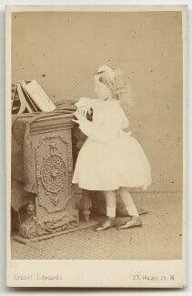 Constance Georgina Sandford (née Craven), by Ernest Edwards - NPG x22350