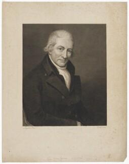 William Jesse, by Johann Carl Bock, after  L. de Longastre - NPG D36519