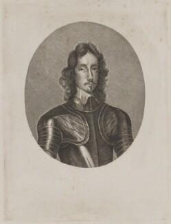 Thomas Fairfax, 3rd Lord Fairfax of Cameron, after William Faithorne, after  Robert Walker - NPG D36633