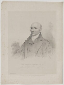 William Farish, by and published by Isaac Ware Slater, printed by  Charles Joseph Hullmandel, published by  Joseph Dickinson, published by and after  Joseph Slater - NPG D36651