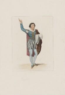 Alessandro Zuchelli, by Joseph John Jenkins - NPG D36283