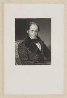 Henry Maxwell, 7th Baron Farnham, by Unknown artist - NPG D36658