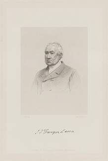 James John Farquharson, by Joseph Brown, published by  A.H. Baily & Co, after  Pouncy - NPG D36660