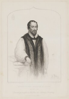 Robert Farrar, by Henry Meyer, published by  C. Birch, after  James Warren Childe - NPG D36662