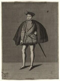 François II (Francis II), King of France, by Unknown artist - NPG D36703