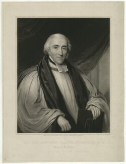 John Cappel Woodhouse, by Henry Cousins, by  Samuel Cousins, after  Thomas Barber - NPG D36286