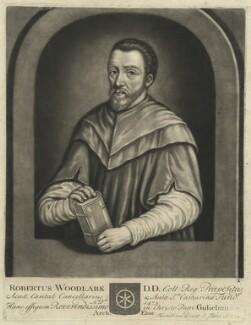 Robert Wodelarke, by John Faber Sr - NPG D36287