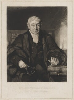 Wolley Jolland, by David Lucas, published by and after  Richard Jones - NPG D36710