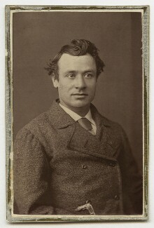 Willie Edouin, by Unknown photographer - NPG x14311