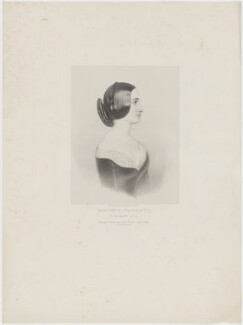 M. Favanti, by Richard James Lane, printed by  M & N Hanhart, published by  John Mitchell, published 9 March 1844 - NPG D36668 - © National Portrait Gallery, London