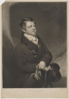 John Fawcett, by and published by William Say, after  George Henry Harlow - NPG D36671
